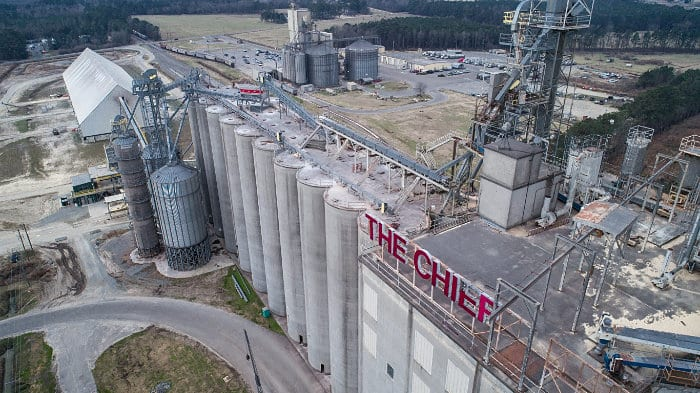 Feed Mills and Grain Storage