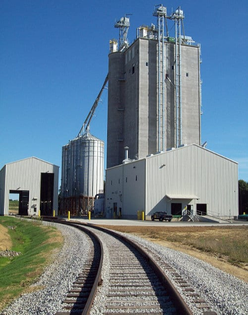Feed Mills and Grain Storage Design