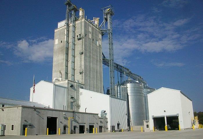Feed Mill Construction