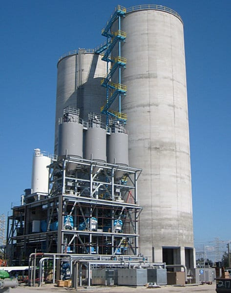 Fly Ash and Cement Industry