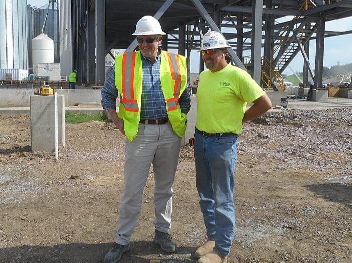 WL Port-Land's Bob McGowan and Vander Pol's Bill Klein
